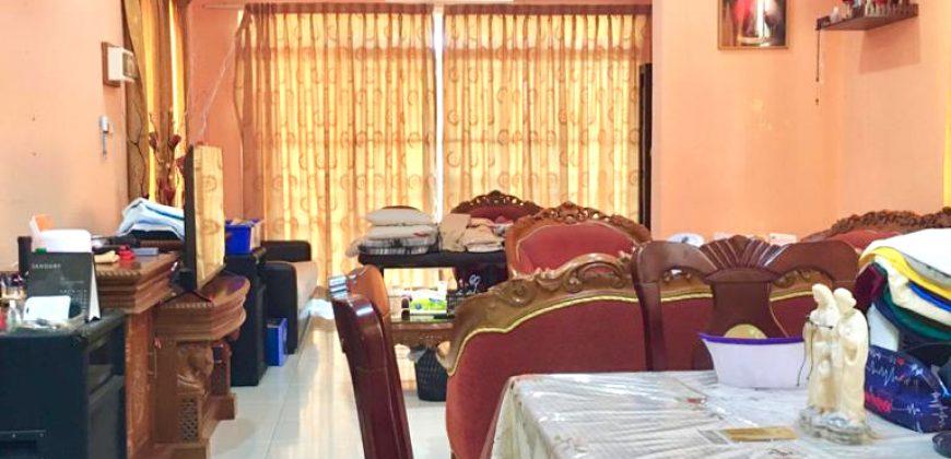 Single Storey Terrace Corner House at Desa Moyan, Jalan Batu Kawa-Matang