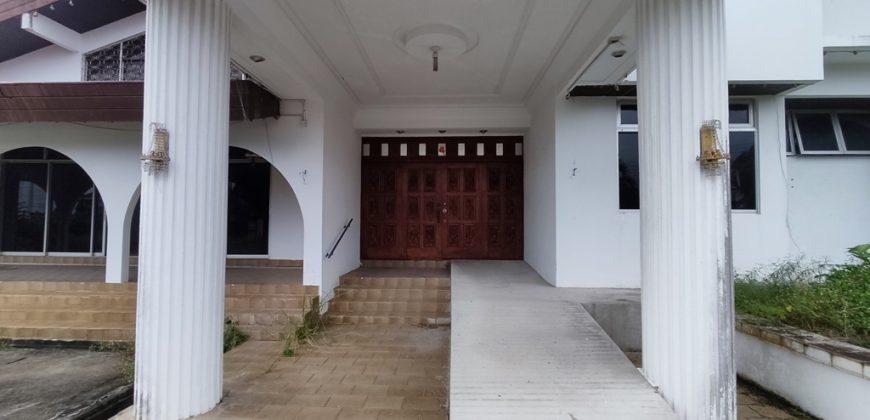 Double Storey Detached House near to Green Road, Kuching